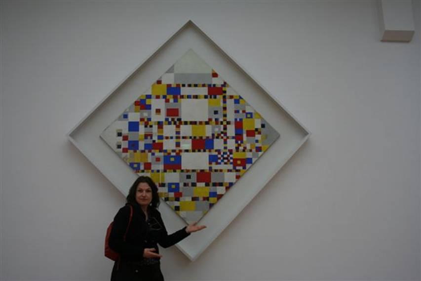 Piet Mondriaan: Voc…